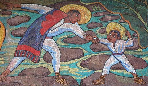 Proverbios refranes adagios y dichos en diidxaz for El mural de mosaicos